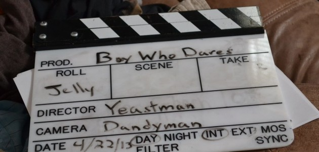 Set Visit: The Boy Who Stares