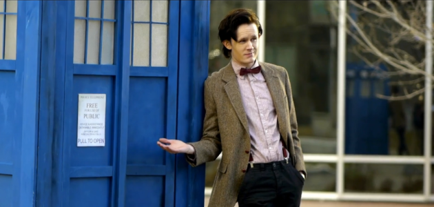 Not Literally Dances Through Time with Doctor Who