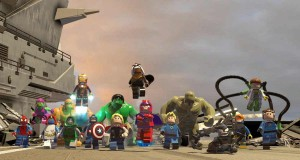 LEGO_Marvel_Super_Heroes_Cast