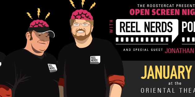 Open Screen Night with Reel Nerds Podcast