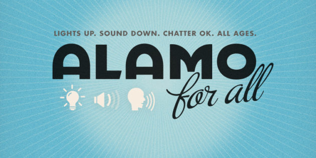 "Introducing New ""Alamo For All"" Sensory Family Screenings"