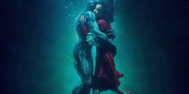 Art House Asshole : The Shape of Water
