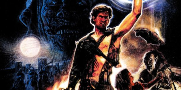 The Scream Factory Crypt Part 1: Army of Darkness